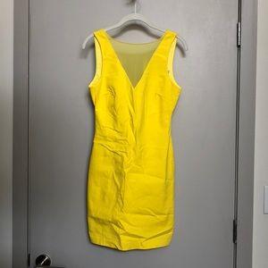 Zara Dresses - Zara Yellow Mini dress